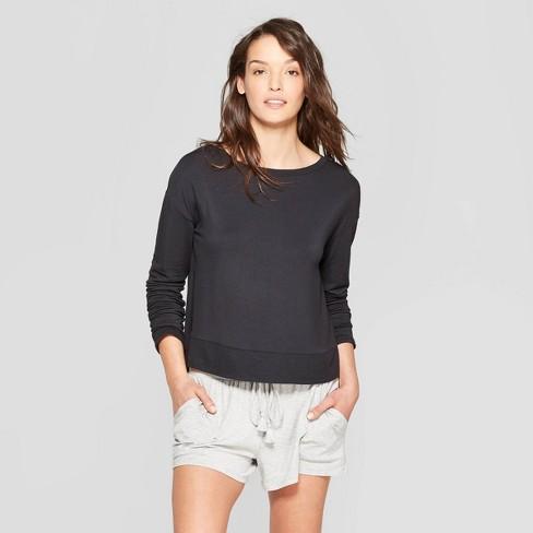 Women s Beautifully Soft Long Sleeve Sleep T-Shirt - Stars Above ... ad46fd691943