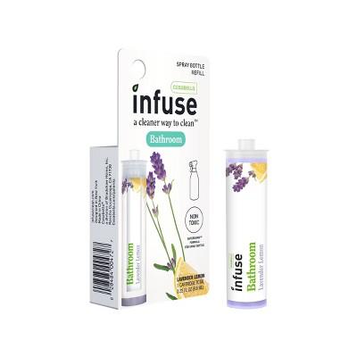Casabella Infuse Bathroom Cleaner Refill Concentrate - Lavender Lemon - 0.33oz