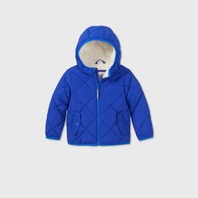 Toddler Quilted Puffer Jacket - Cat & Jack™