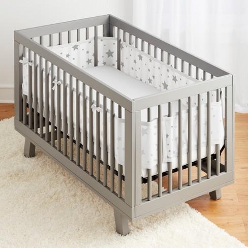 Breathablebaby Mesh Crib Liner Star