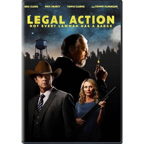 Legal Action (DVD) - image 1 of 1