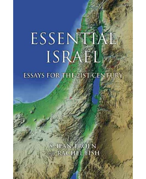 Essential Israel : Essays for the 21st Century (Paperback) - image 1 of 1