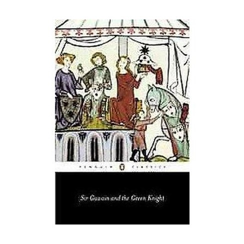Sir Gawain and the Green Knight - (Penguin Classics) 2 Edition (Paperback) - image 1 of 1