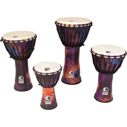 Toca Synergy Freestyle Rope Tuned Djembe - image 1 of 2