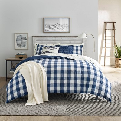 Lakehouse Plaid Comforter Set