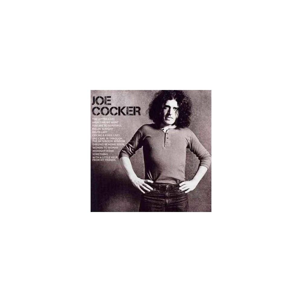 Joe Cocker Icon Cd