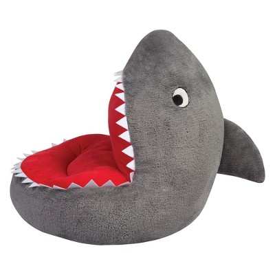 Shark Plush Character Chair - Trend Lab