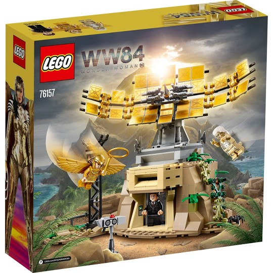 LEGO DC Wonder Woman vs Cheetah 76157 Building Kit 371pc image number null