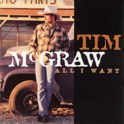 Tim McGraw - All I Want (CD)