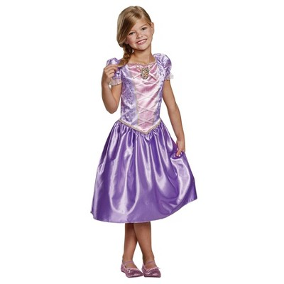 Kids' Tangled Rapunzel Halloween Costume