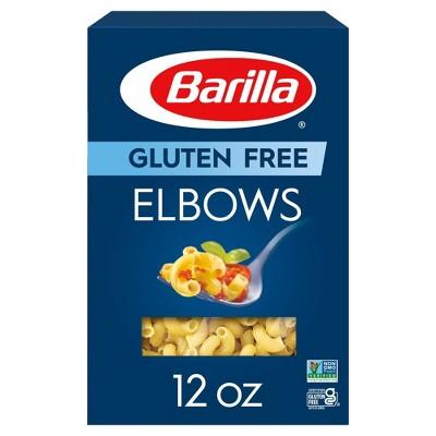 Barilla Gluten Free Elbows - 12oz