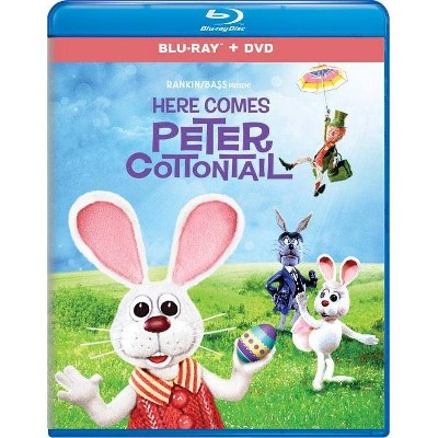 Here Comes Peter Cottontail (Blu-ray)(2020)