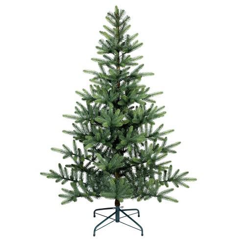 55 unlit artificial christmas tree new growth green balsam fir wondershop - Silvertip Fir Christmas Tree