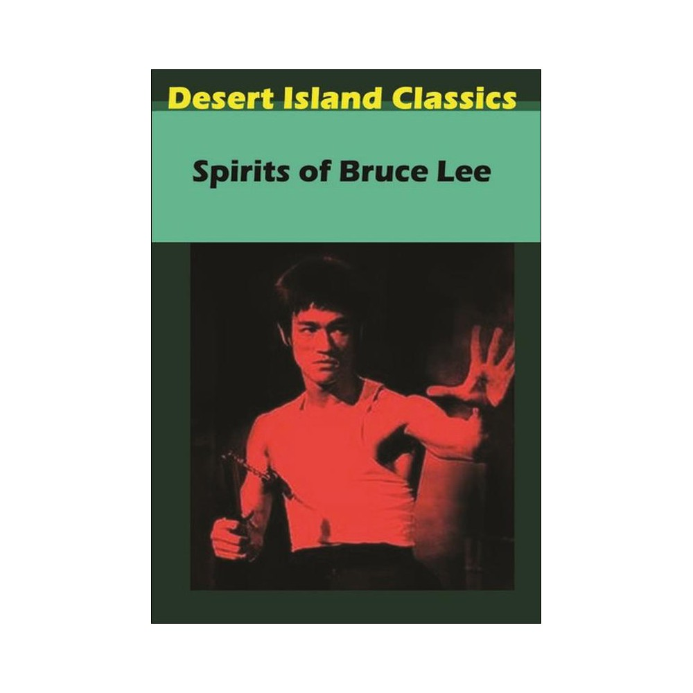 Spirits Of Bruce Lee (Dvd)