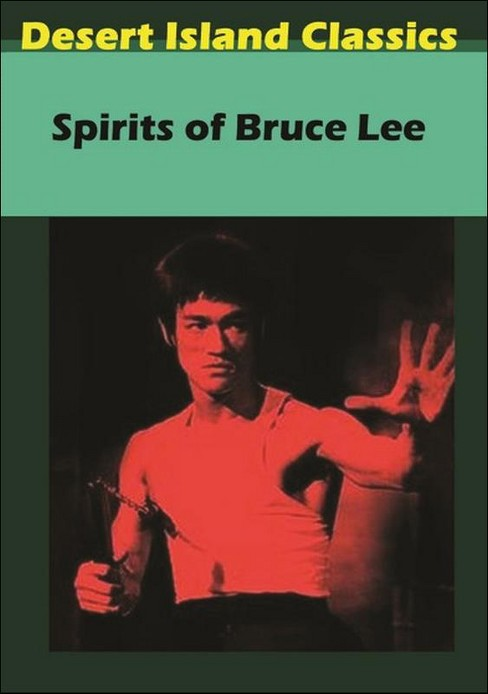 Spirits of bruce lee (DVD) - image 1 of 1
