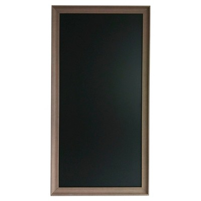 Framed Chalkboard 50 x25  - Stylecraft