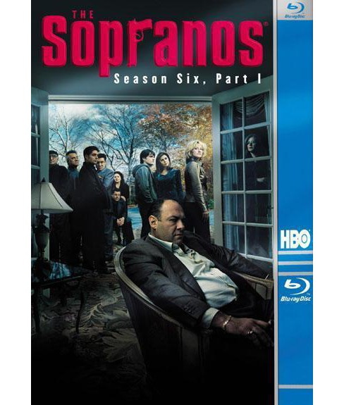 Sopranos:Season 6 Part 1 (Blu-ray) - image 1 of 1