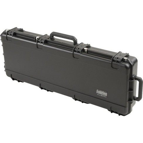 SKB Injection-Molded Single Cutaway ATA Guitar Flight Case - image 1 of 4