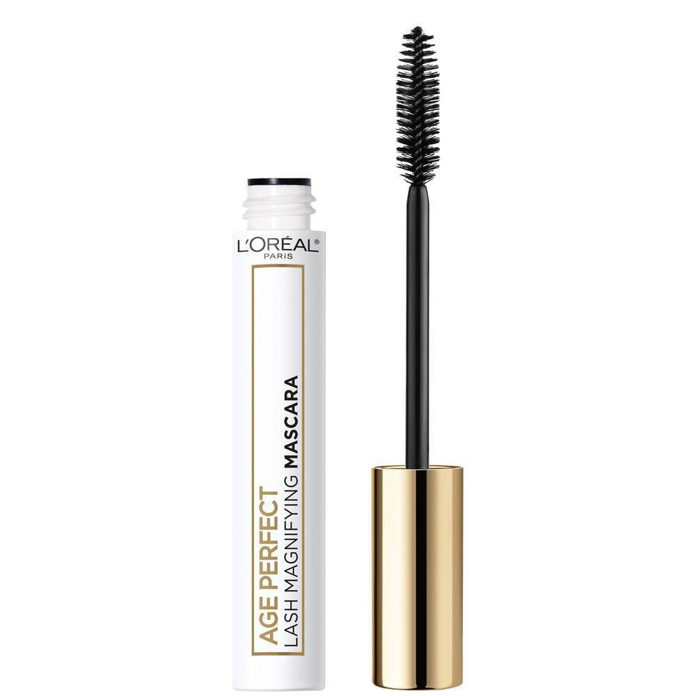 Image of L'Oreal Paris Age Perfect Lash Magnifying Mascara with Conditioning Serum Black - 0.28 fl oz