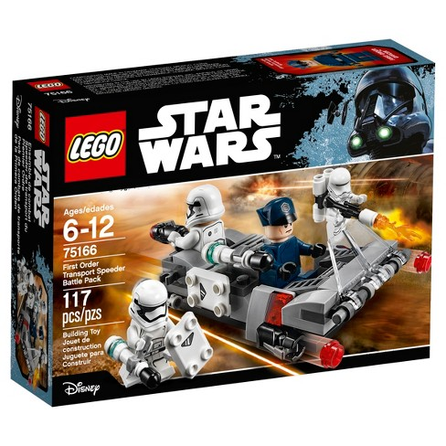 LEGO® Star Wars™ First Order Transport Speeder Battle Pack 75166 - image 1 of 10