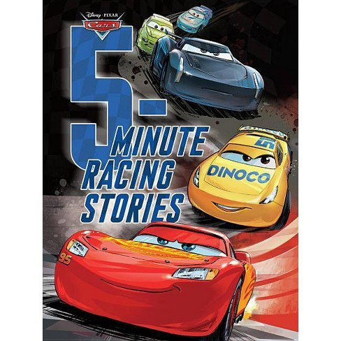 Cars 5-minute Racing Stories (Hardcover) - image 1 of 1