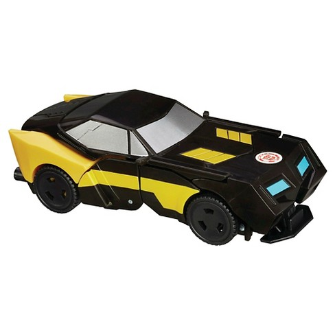 Transformers Robots in Disguise 1-Step Changers Night Ops Bumblebee Figure - image 1 of 3