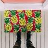 """TAG 1'6"""" x 2'6"""" Pineapple Coir Doormat Indoor Outdoor Welcome Mat - image 2 of 3"""