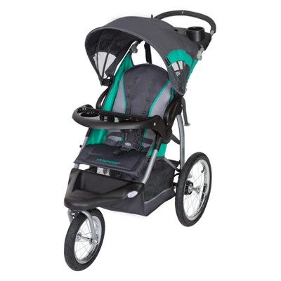 Baby Trend Expedition RG Jogger Stroller - Emerald