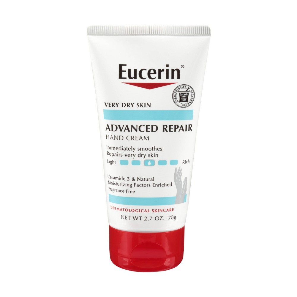 Image of Eucerin Advanced Repair Hand Cream - 2.7oz