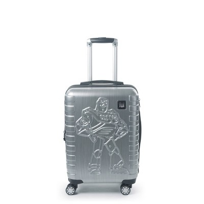 "FUL Disney Toy Story 4 Buzz Lightyear 21"" Spinner Suitcase - Silver"