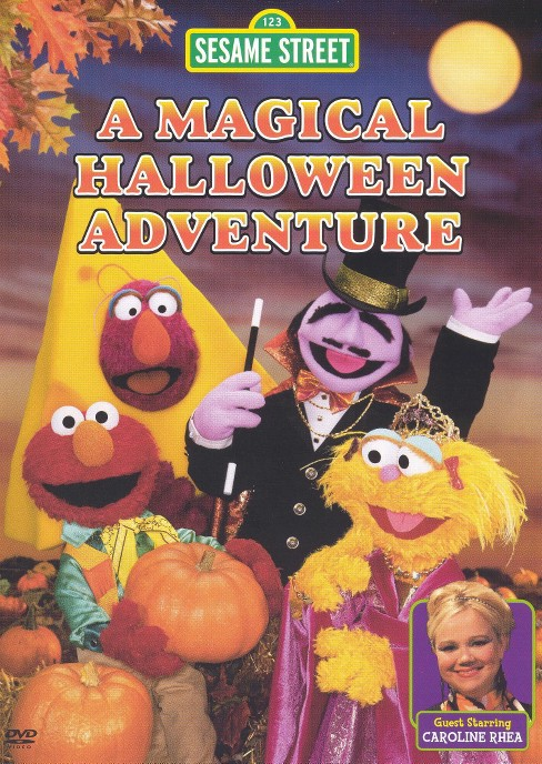 Magical halloween adventure (DVD) - image 1 of 1