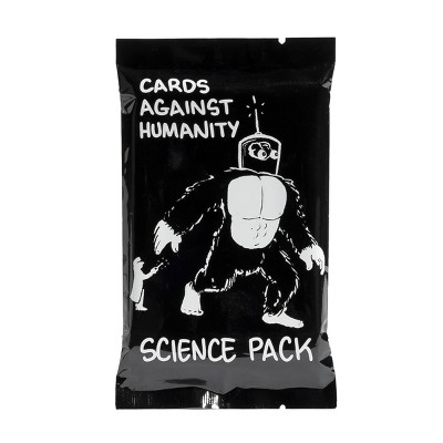 Cards Against Humanity Game - Science Pack