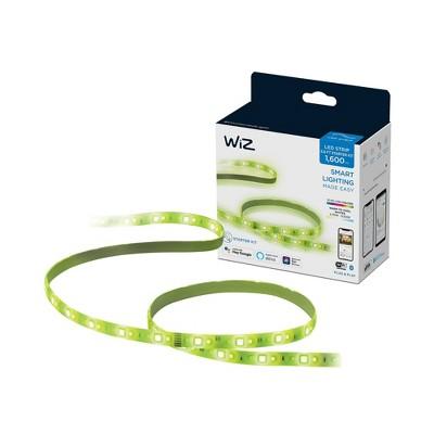 WiZ Lightstrip 2M 1600lm LED Starter Kit Multi Color