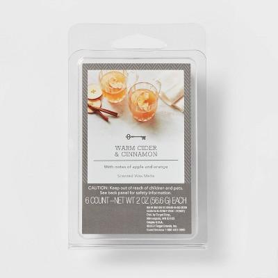Warm Cider and Cinnamon Wax Melts - Threshold™