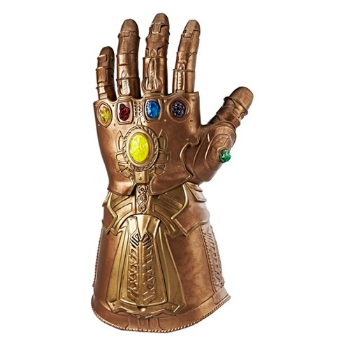 Marvel Legends Series Avengers Infinity Gauntlet Articulated Electronic Fist - image 1 of 7