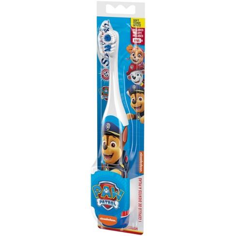 0435b160f74 Arm   Hammer Spinbrush Kids Paw Patrol Battery Toothbrush - Colors ...