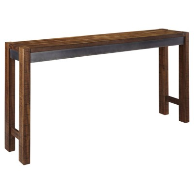 Torjin Counter Height Dining Room Table Brown - Signature Design by Ashley