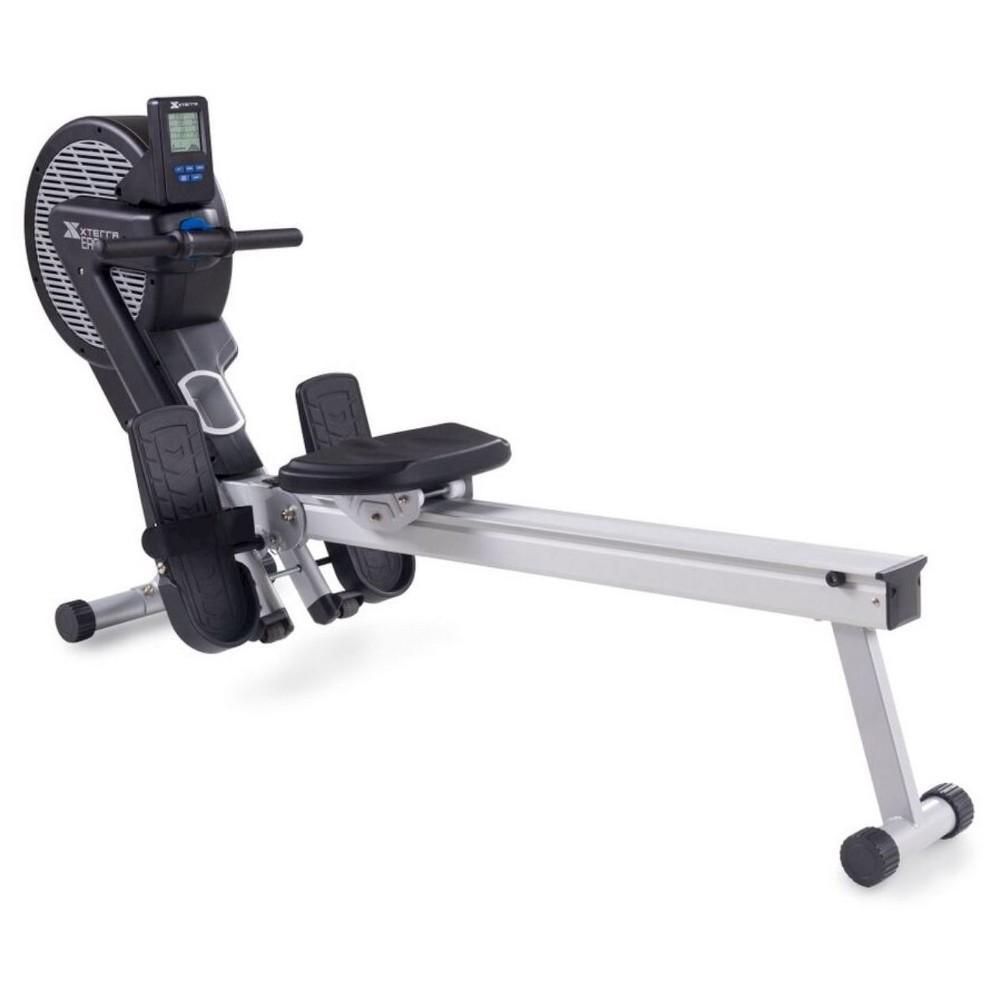 Xterra Fitness Rower - White/Black - (ERG400)