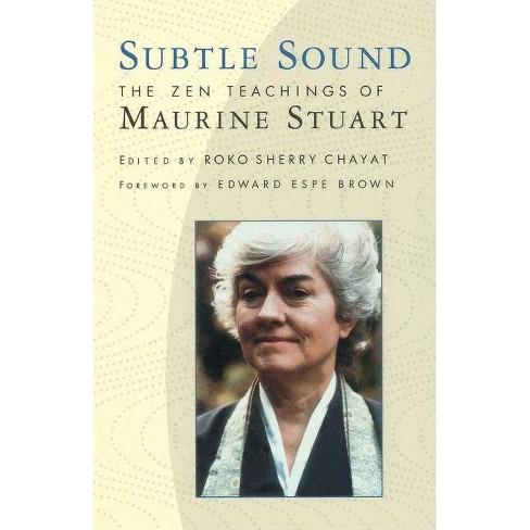 Subtle Sound - by  Maurine Stuart (Paperback) - image 1 of 1