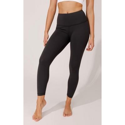 90 Degree By Reflex - Women's Squat Proof Interlink High Waist 7/8 Length Ankle Leggings