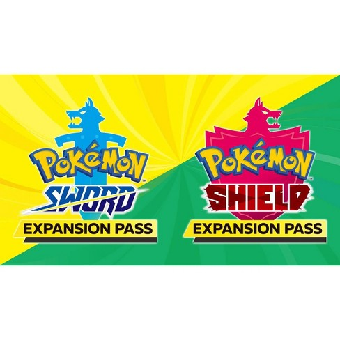 Pokemon Sword or Pokemon Shield: Expansion Pass - Nintendo Switch (Digital) - image 1 of 4
