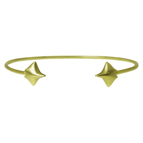 Michelle Chang Manta Ray Cuff Bracelet in Gold Plate - image 1 of 2
