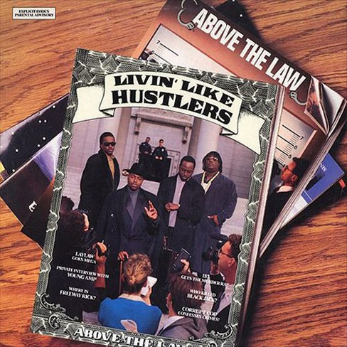 Above the law - Livin like hustlers (Vinyl) - image 1 of 1