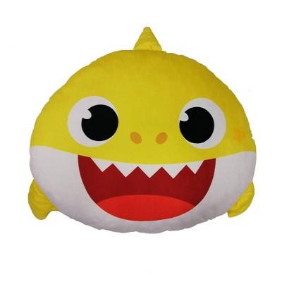 Baby Shark Oversized Musical Pillow