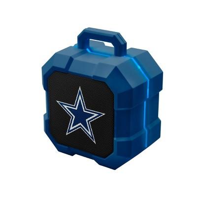 NFL Dallas Cowboys LED Shock Box Speaker