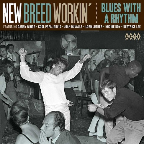 Various - New breed workin:Blues with a rhythm (CD) - image 1 of 1
