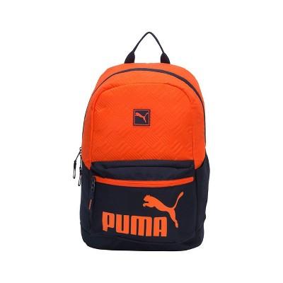 "Puma 18.5"" Sidelines Backpack - Blue/Orange"