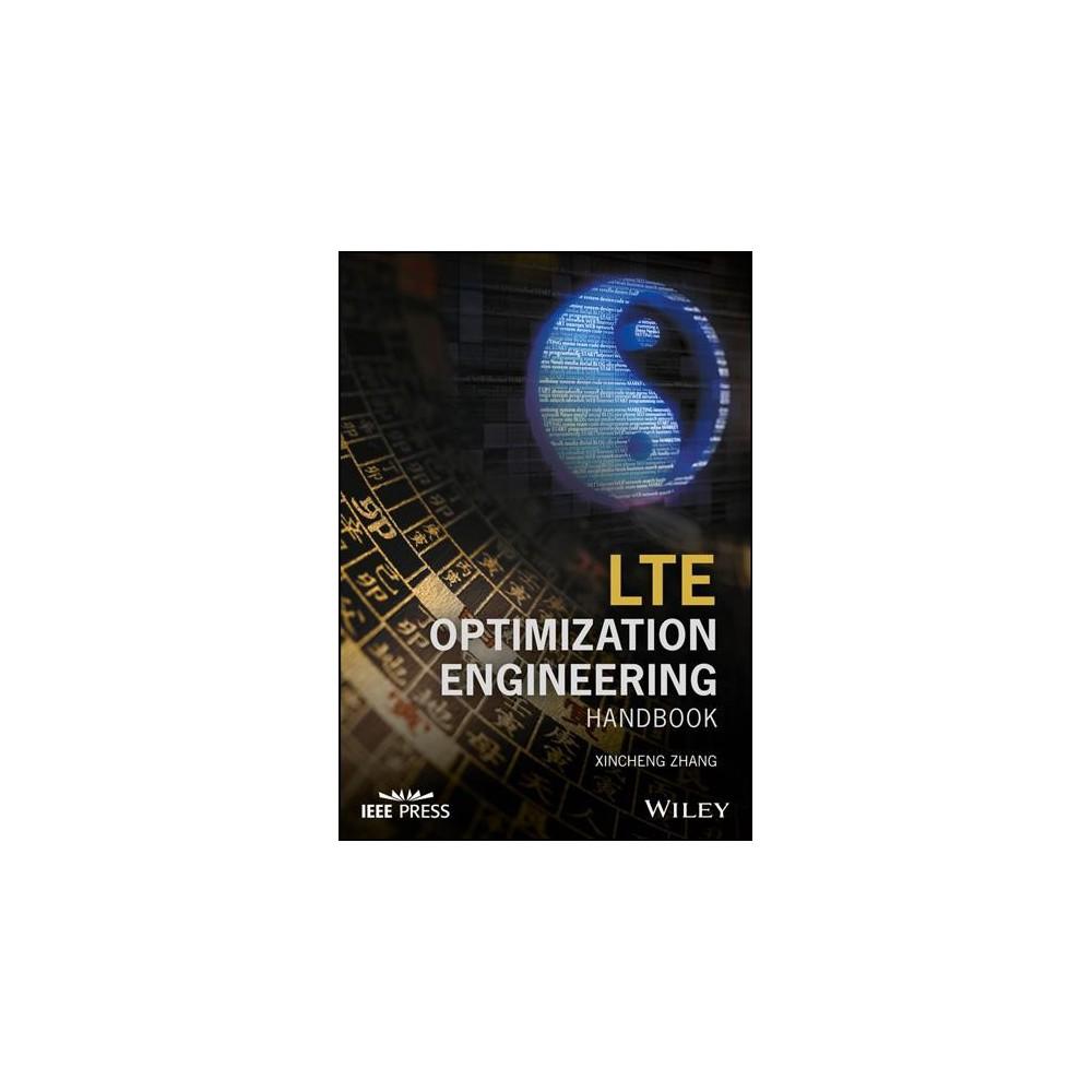 Lte Optimization Engineering Handbook (Hardcover) (Xincheng Zhang)
