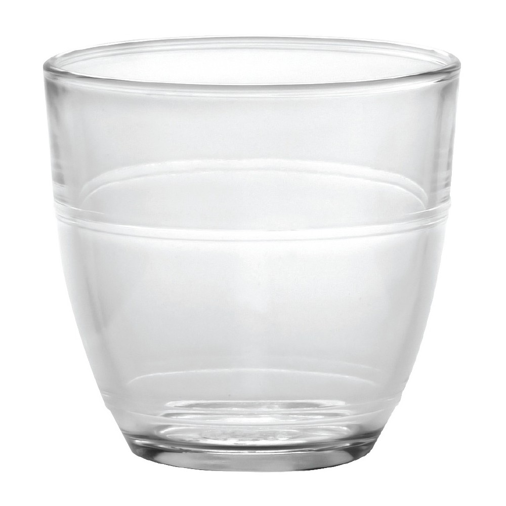 Image of Duralex - Gigogne 7.75 oz Glass Set of 6, Clear