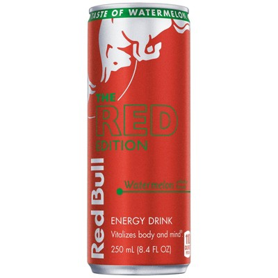 Red Bull Red Edition Energy Drink - 8 fl oz Can